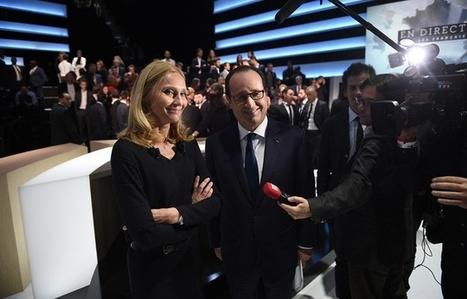La femme chef d'entreprise qui avait interviewé Hollande devient chroniqueuse à RTL | LConnect | Scoop.it