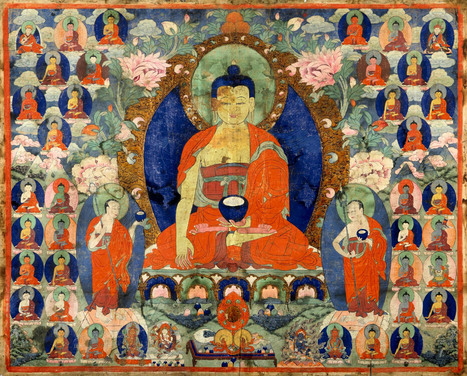 Early Buddhist Discourses | promienie | Scoop.it