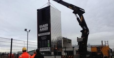 KamerMarker, la enorme impresora 3D que construirá casas - life - Forbes España | tquark | Scoop.it