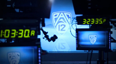 Pac-12 Networks Announces Live Streaming Partnership with Twitter | SportonRadio | Scoop.it
