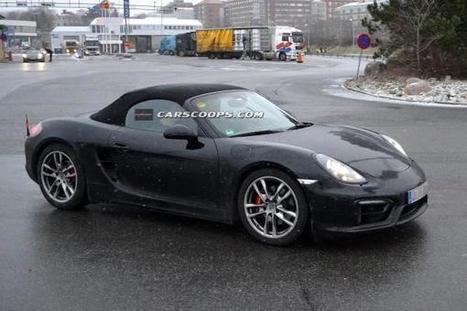 Les Cayman et Boxster GTS en photo - Flat6 Magazine | Porsche cars | Scoop.it