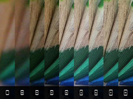 How the iPhone 6S Camera Compares to All Previous iPhones | Photography News Journal | Scoop.it