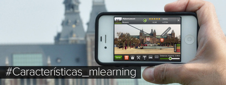 Mobile Learning | Web 2.0 y sus aplicaciones | Scoop.it