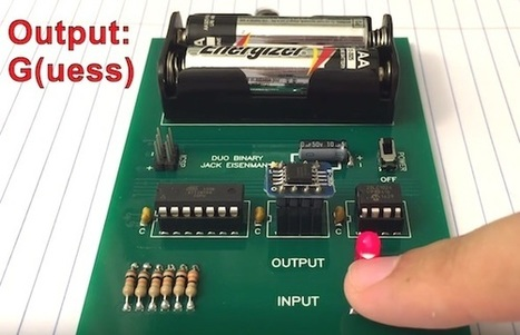ATTiny-based computer with the simplest interface - Embedded Lab | Arduino, Netduino, Rasperry Pi! | Scoop.it