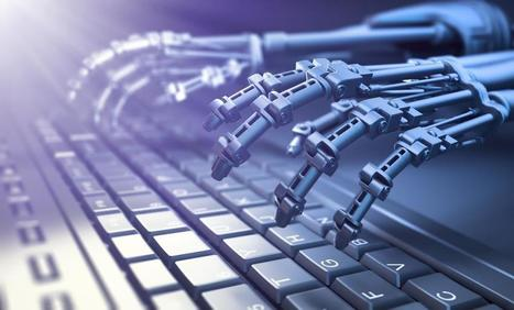 10 Ways Bots Can Improve Your Business Processes - InformationWeek | Soup for thought | Scoop.it
