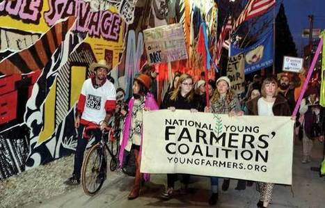 Weeding Corporate Power Out of Agricultural Policies: Communities Mobilize for Food and Farm Justice | Urban Aquaponics Farm | Scoop.it