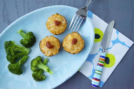 Chicken Parmesan MeatloafBites | 90045 Trending | Scoop.it