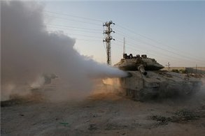 Witnesses: Israeli military vehicles fire on south Gaza | Maan News Agency | Occupied Palestine | Scoop.it