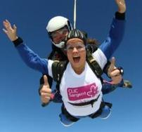 Who would you fall for? Skydive 9 - 10 March 2013 | B4 Magazine | CLIC Sargent | Scoop.it