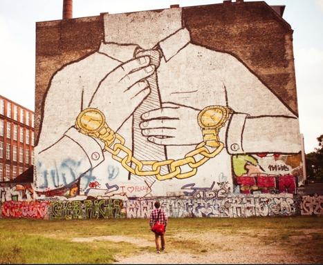 Histoire du Street Art français. | Street art | Scoop.it