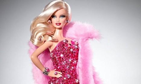 Mattel's lead designer defends Barbie's unrealistic body proportions   Kickin' Kickers   Scoop.it