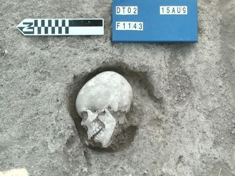Death and Dying in Neolithic Near East | World Neolithic | Scoop.it