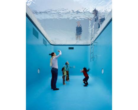 La piscine d'illusionniste / Leandro Erlich - aROOTS | Architecture pour tous | Scoop.it
