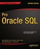 Pro Oracle SQL, 2nd Edition - PDF Free Download - Fox eBook | it | Scoop.it