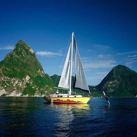 Things To Do In Saint Lucia: Diving Off Yachts | Saint Lucia Tourism | Scoop.it