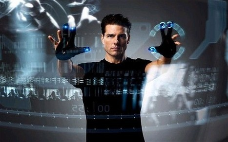 In 10 years, banking will look like a sci-fi film | Professional Applications of Mind Mapping Automation | Scoop.it