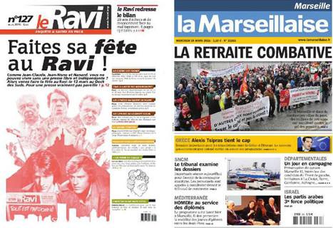 La presse indépendante dans la tourmente à Marseille | DocPresseESJ | Scoop.it