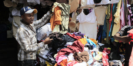 These African Countries Don't Want Your Used Clothing Anymore | African Business : Rebranding, Retailing  & Developing | Scoop.it