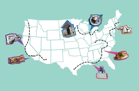 16 Best Design Destination Cities for a Road Trip | ♨ Family & Food ♨ | Scoop.it