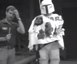 Watch a 'Star Wars' film editor test out Boba Fett's first costume   All Geeks   Scoop.it
