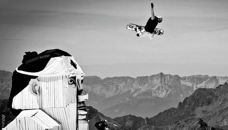 Enjoy kumi yama ! - les 2 alpes - | ski | Scoop.it