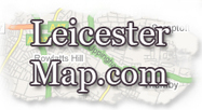 Leicester Map - Interactive Map of Leicester | Timisoara vs. Leicester | Scoop.it