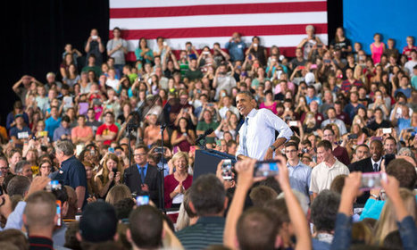 Obama, in Wisconsin, Takes On Scott Walker | CLOVER ENTERPRISES ''THE ENTERTAINMENT OF CHOICE'' | Scoop.it