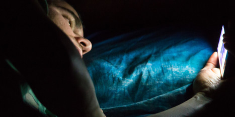 Reading On A Screen Before Bed Might Be Killing You | UV & HEV Protection, Vision Enhancing Filters - And the Eye | Scoop.it