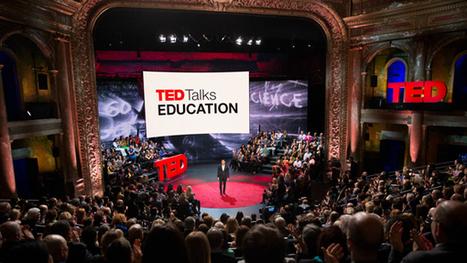 Charla TED para docentes curiosos: Reinventar la educación con videos   EduGlobal   EDUCACIÓN Y PEDAGOGÍA   Scoop.it