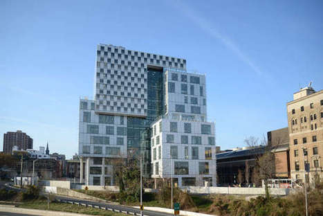 First Look: John and Frances Angelos Law Center at the University of Baltimore | SCUP Links | Scoop.it