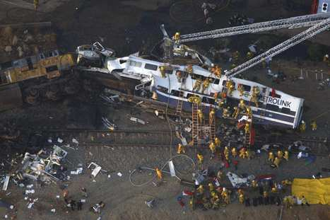 Rail industry seeks delay for automated safety system - Los Angeles Times | OHS - Protecting by preventing, learning and leading | Scoop.it