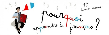Pourquoi apprendre le français ? | Teaching | Scoop.it