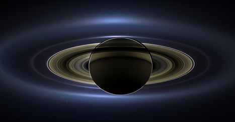 Saturn, Earth, Mars and Venus Appear in One Incredible Photo | Today's Stories | Scoop.it