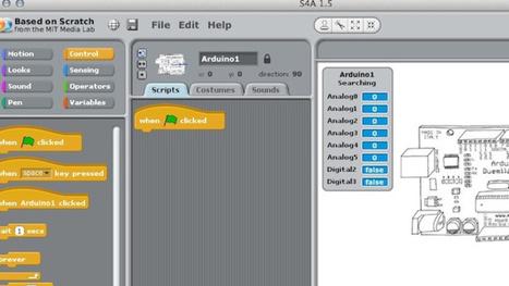 Scratch for Arduino Makes Programing the Arduino More Visual | Arduino, Netduino, Rasperry Pi! | Scoop.it