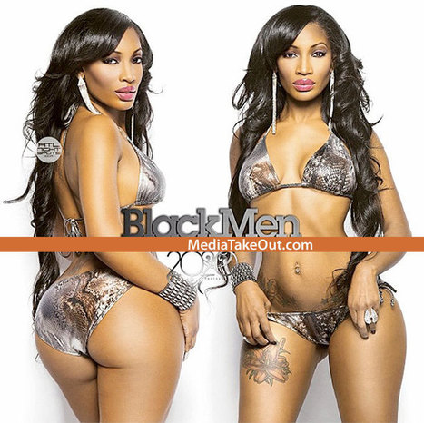 MTO SHOCK PICS: Erica From Love And Hip Hop Takes EXPLICIT PICS . . . For Newest Issue Of BLACK MENS MAGAZINE!! (Warning - Parental Discretion) - MediaTakeOut.com™ 2013 | GetAtMe | Scoop.it