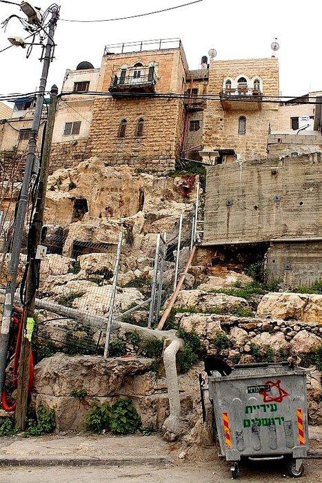 À Jérusalem-Est, l'archéologie c'est la guerre | Archivance - Miscellanées | Scoop.it