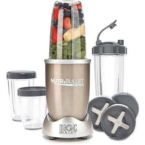 Magic Bullet Nutribullet Pro 900 Blender/Mixer Review | Moms | Scoop.it