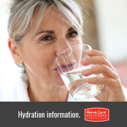 Why Seniors Need to Hydrate | Home Care Assistance of Douglas Couty | Scoop.it