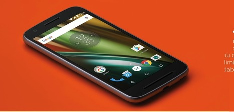 Moto E3 Power 5-inch display, 3500mAh battery Launched for Rs. 7999 | Technology | Scoop.it