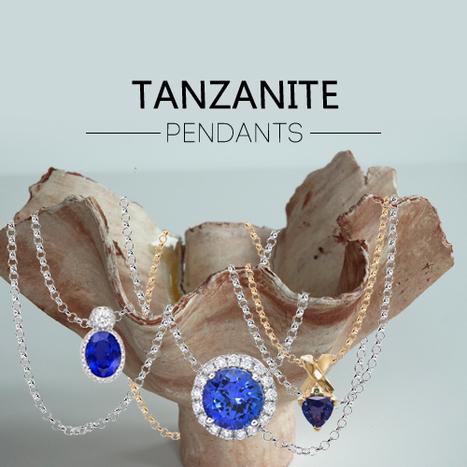 Tanzanite Pendant   Top Tanzanite   Tanzanite Pendants   Scoop.it