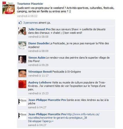 » Exemples pratiques pour animer votre page Facebook   Facebook pour les entreprises   Scoop.it