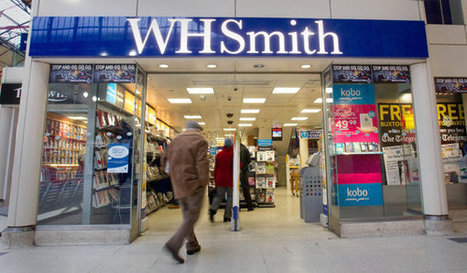 How WH Smith beat the recession and high street collapse to soar again | BUSS4 BUSINESS ENVRIONMENT & CHINA | Scoop.it