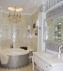 What change a chandelier can bring to your bathroom? | Erika Johnson | Scoop.it