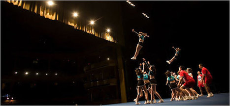 As Cheerleaders Soar Higher, So Does the Danger - New York Times | Want To Tell People About Our Hobbies | Scoop.it