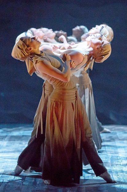 La Primera Guerra Mundial, bailada por Tamara Rojo | Terpsicore. Danza. | Scoop.it