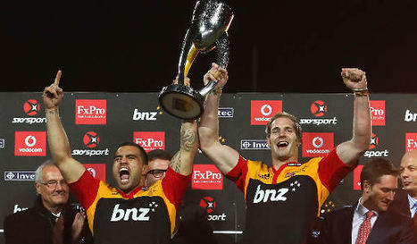 Super Rugby champs the Chiefs to tour Argentina | Super 15 | Whutupaoro | Scoop.it