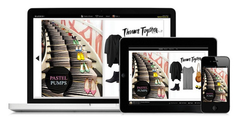 Masterclass 56: How to create a glossy magazine for tablet, phone and web   Multimedia Journalism   Multimedia Journalism   Scoop.it