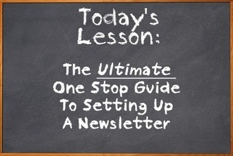 The Ultimate One Stop Guide To Setting Up A Newsletter | SEO - Link Building | Scoop.it