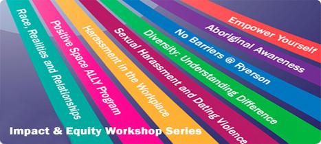 Workshop Registration - equity - Ryerson University | Metrics | Scoop.it