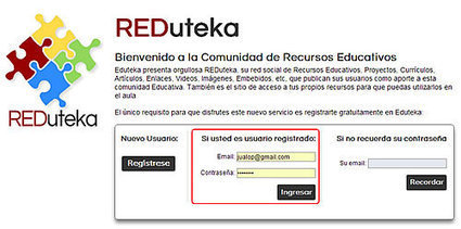 Eduteka - REDuteka, Red de Práctica de docentes Hispanoamericanos | TICs for RedeTELGalicia | Scoop.it